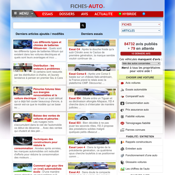 www.fiches-auto.fr