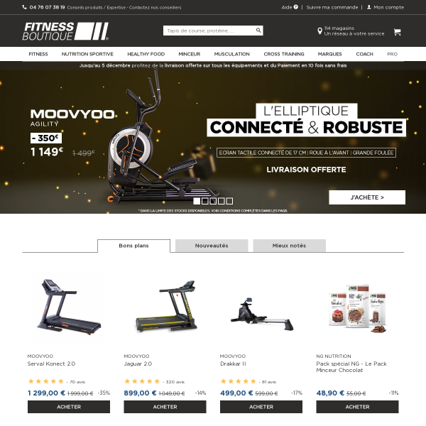 www.fitnessboutique.fr
