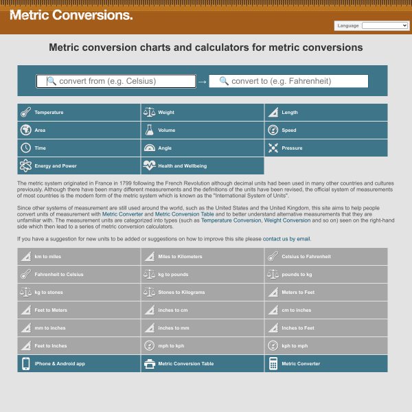 www.metric-conversions.org