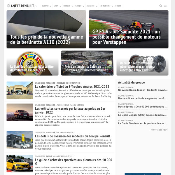 www.planeterenault.com