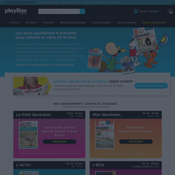 www.playbacpresse.fr