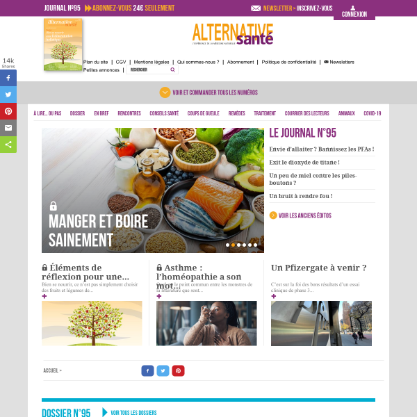www.alternativesante.fr