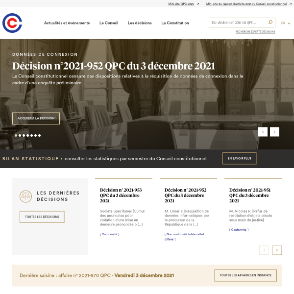 www.conseil-constitutionnel.fr