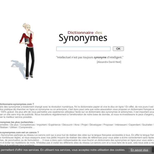www.dictionnaire-synonymes.com