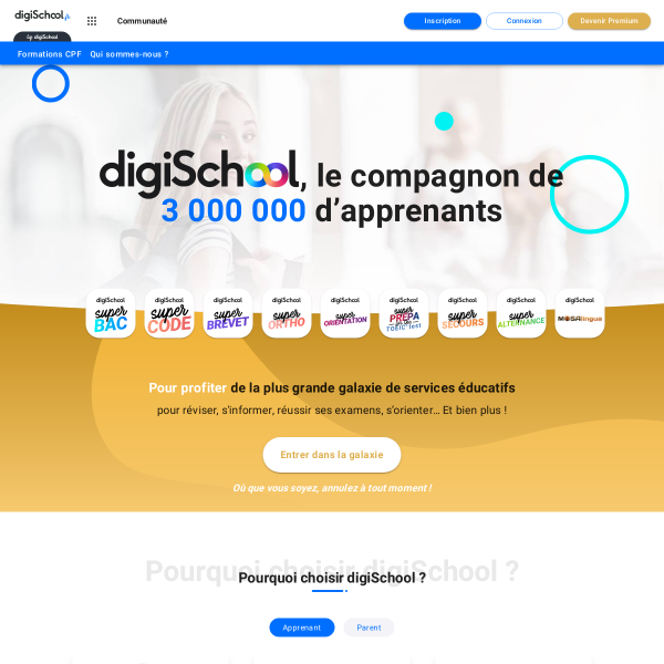 www.digischool.fr