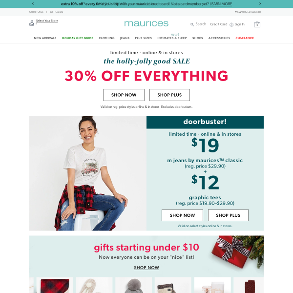 www.maurices.com